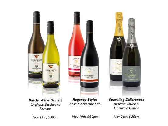 November Virtual Tasting - Cotswold Classic & Reserve Cuvée