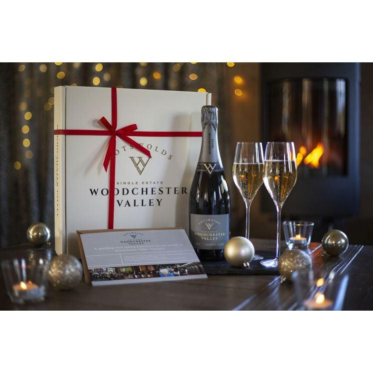 Cotswold Classic Gift set with Sparkling Wine Tour