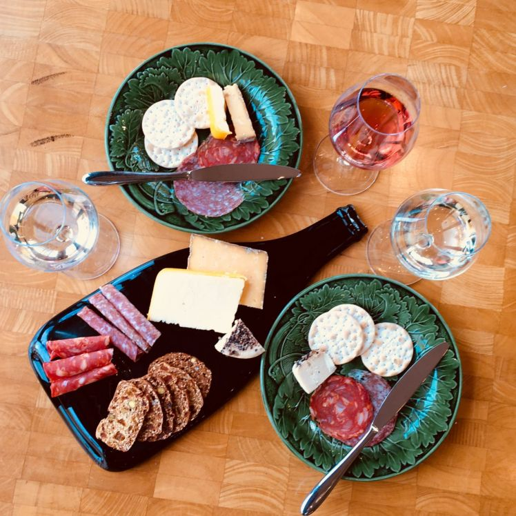 Wine Tasting with Cheese & Charcuterie