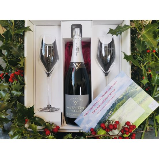 Cotswold Classic Gift set with Vineyard Tour